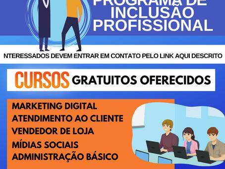 INSTITUTO LUNA oferece 300 vagas em cursos gratuitos na área da educação!