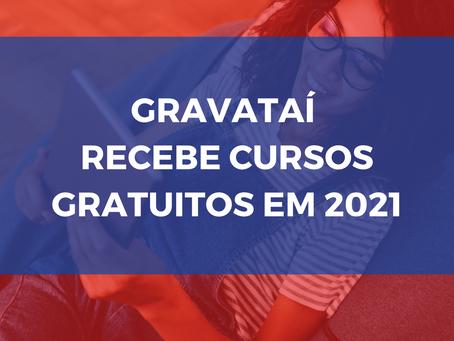Escola de  Gravataí têm grande procura por cursos gratuitos