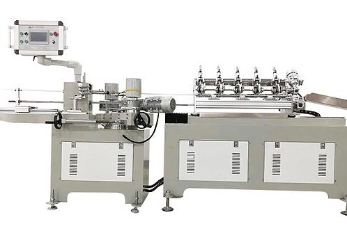 Maquina para popotes de papel