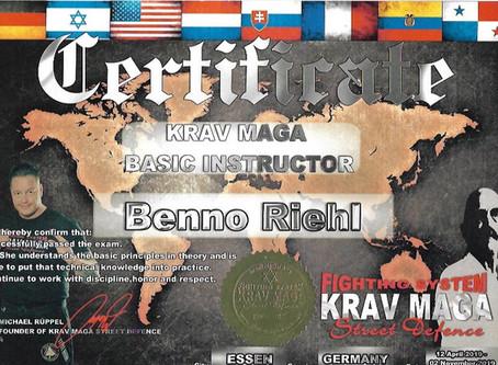 Zertifizierte Instruktoren