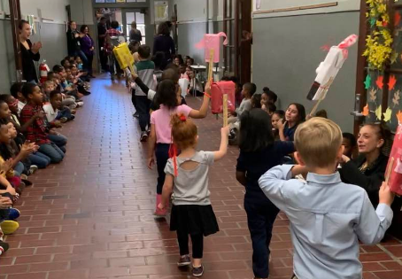 Tremont Montessori Preschool Program Awarded for Strong Partnerships