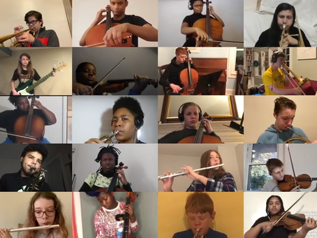 WATCH: CMSD All-City Arts Students Perform 'Cleveland Rocks!'