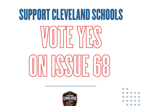 Cleveland Cavaliers Endorse Issue 68