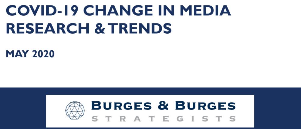 COVID-19: Change in Media & Trends