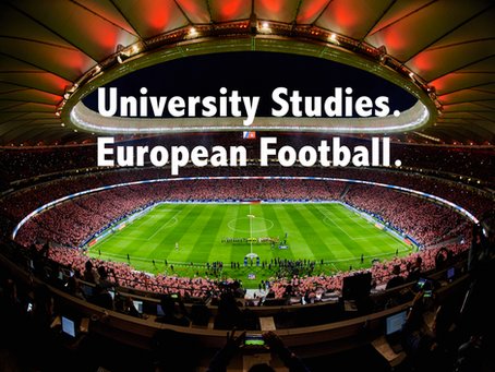 Compare and Contrast: USA & Europe soccer pathway.