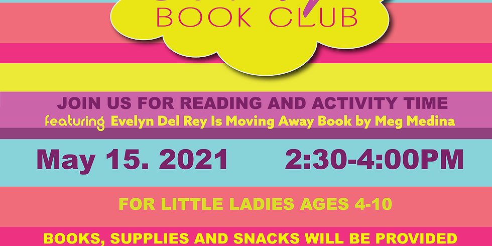Little Ladies Book Club May Session
