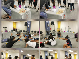 Wellness Saturday with Wellness Coach Alicia Bobian