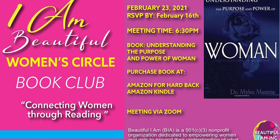 I Am Beautiful Women's Circle Book Club