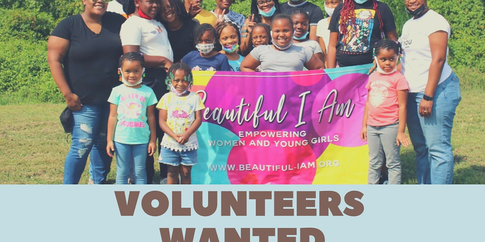 Beautiful I Am, Inc. Caring For Our Community Out Reach Event