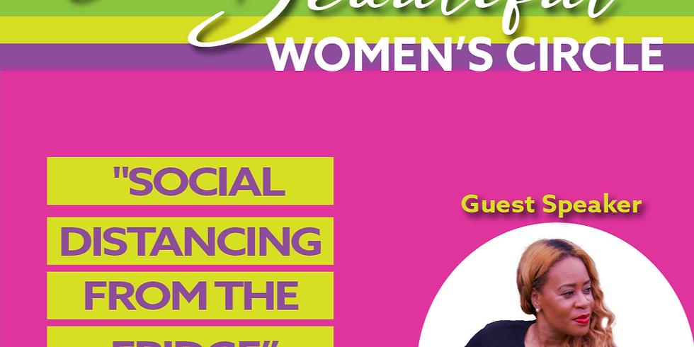 I Am Beautiful Women's Circle Virtual session with Nik Sweeney