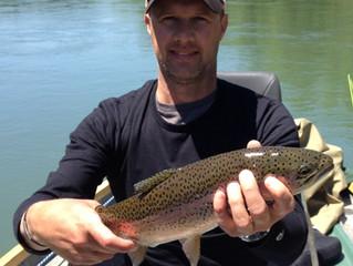 Fishing Report - May 22, 2015