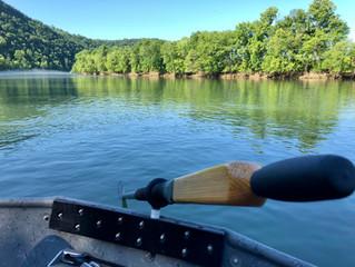 Cumberland River Fishing Report 6-9-20