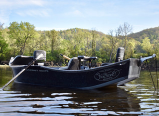 Cumberland River Fly Fishing Report 4-29-19