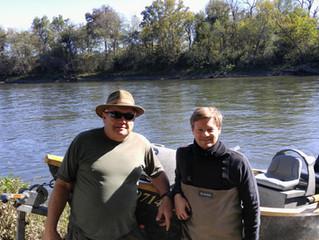 Fishing Report 10-19-15