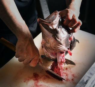 魚貝ののぶ|Webサイト