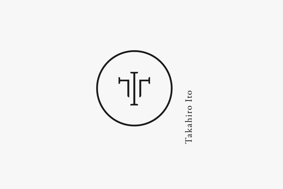 Takahiro Ito ロゴ