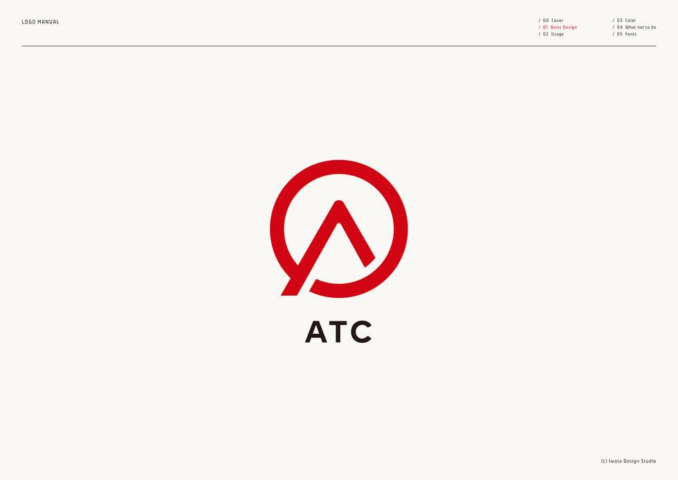 ATC ロゴデザイン