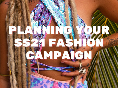 FREE GUIDE - How to Plan Your Spring Summer Collection