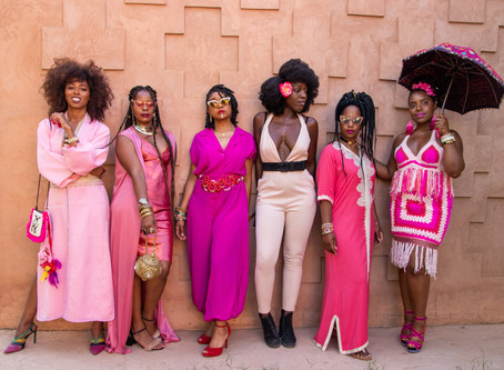 Manifesting Your Dream Life & The PINK SHOOT for Black Girl Khronicles