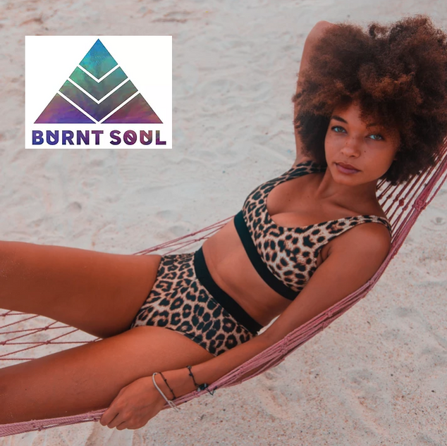 Under A Palm Tree Productions Client - Burnt Soul Clothing - Fashion Photography Services