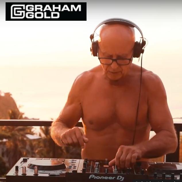 Under A Palm Tree Productions Client - Graham Gold DJ - Video Production Services
