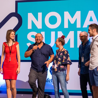 Under A Palm Tree Productions Client - Nomad Summit Chiang Mai - Event Photography Services - Thailand