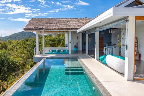 villa property photography thailand koh