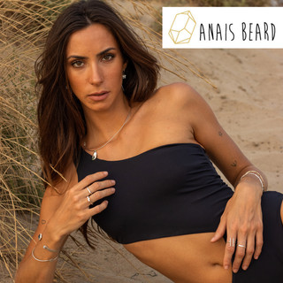 Under A Palm Tree Productions Client - Anais Beard Jewellery - Fashion Photography Services