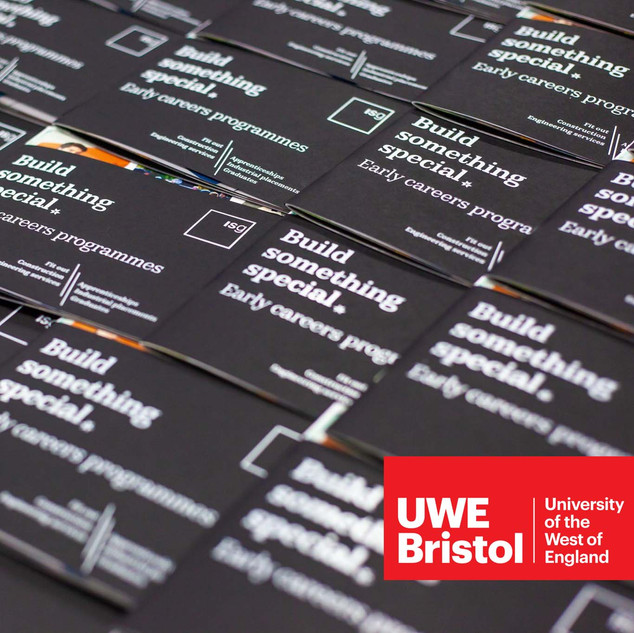 Under A Palm Tree Productions Client - UWE Bristol - Event Photographer