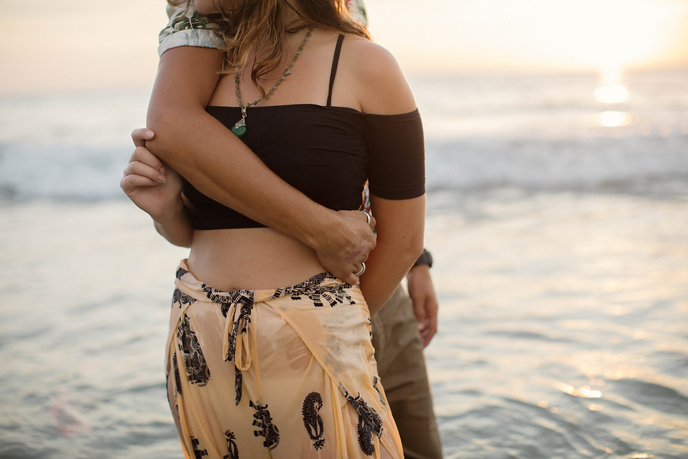 lena larsson julian preece nicki silvanus couple photoshoot golden hour thailand