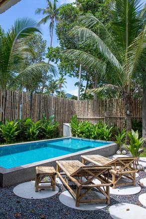 property photographer swimming pool  koh phangan