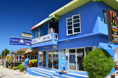 Pirate Divers dive school Koh Phangan