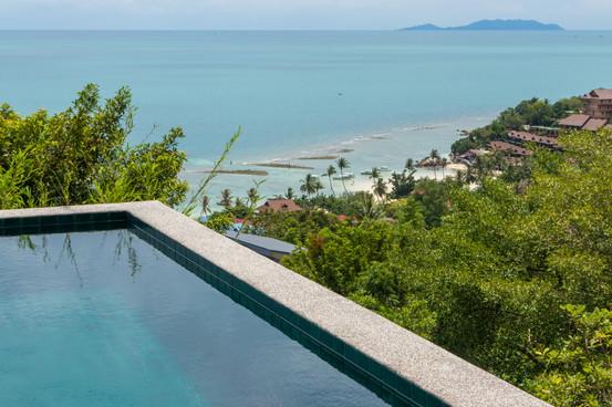 swimming pool haad yao swimming pool oce
