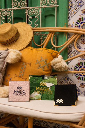 magic mirror riad be marrakech