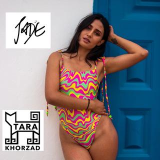 Under A Palm Tree Productions Client - Jade Clarkx Tara Khorzad - Fashion Photography Services