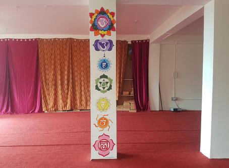 My 200-hour Yoga Teacher Training with Chinmay Yoga in McLeod Ganj, Himalayas - India