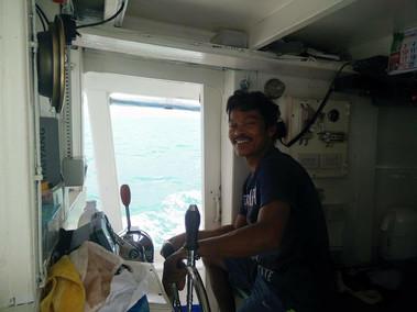 Our Captain - Pirate Divers, Koh Phangan