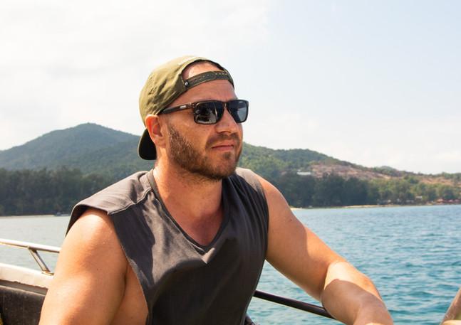 Boat trips koh phangan Chaloklum