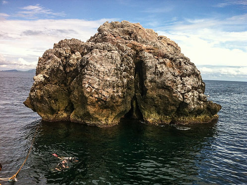 Sail Rock - Discover Scuba Diving