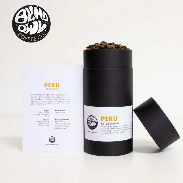 Under A Palm Tree Productions Client - Blind Owl Coffee - Product Photography Services Thailand