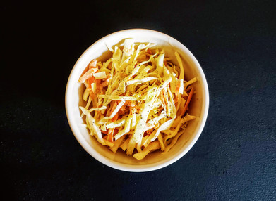 Salade de choux fumée