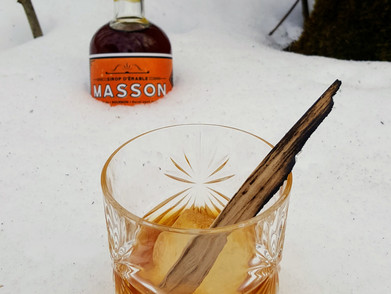 L'Ultime Canadian Old Fashioned