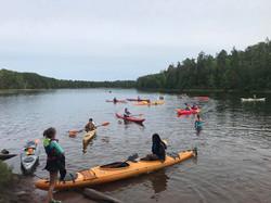 Kayak Lake Pic