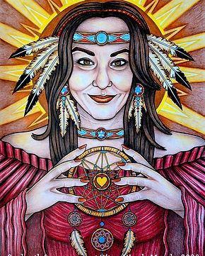 Teresa ~ goddess of intuition 250420.jpg