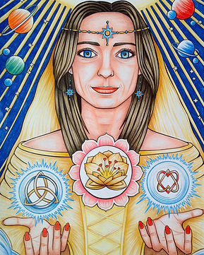 Goddess of cosmic mind and heart.jpg