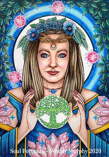 Goddess of elements ~ Christine 170620.j
