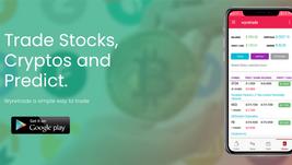 Wyretrade: Trade Crypto, Stocks and Prediction Platform