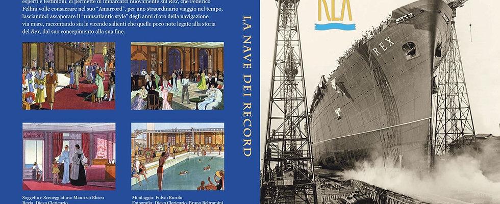 REX, LA NAVE DEI RECORD (DVD)