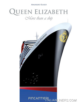 QUEEN ELIZABETH, More than a Ship - Italiano (versione deluxe)