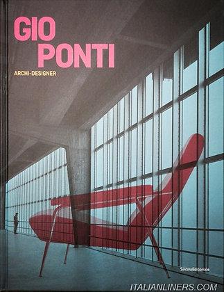 GIO PONTI, ARCHI-DESIGNER (English)